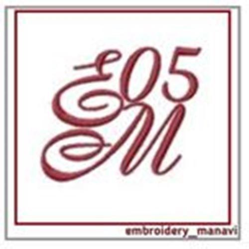 Embroidery Manavi 05