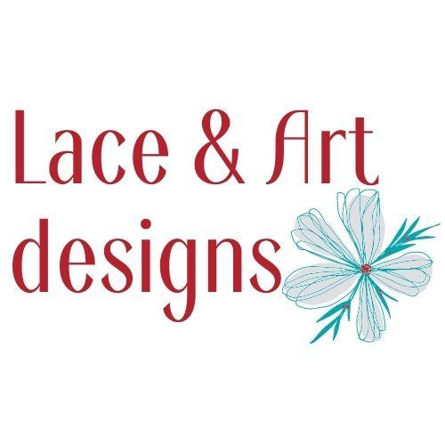 Lace & Art designs